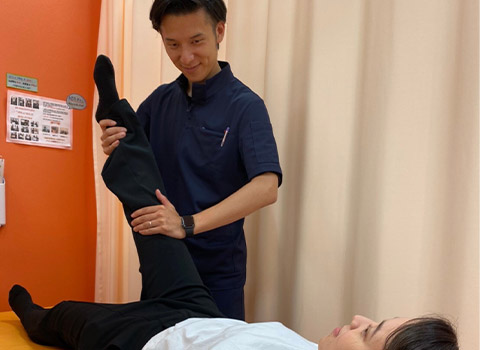 まいれ式膝痛治療