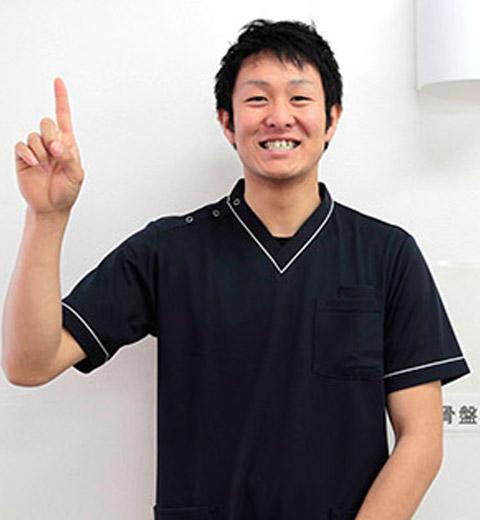 わいわい整体院整骨院代表取締役 小川純平様