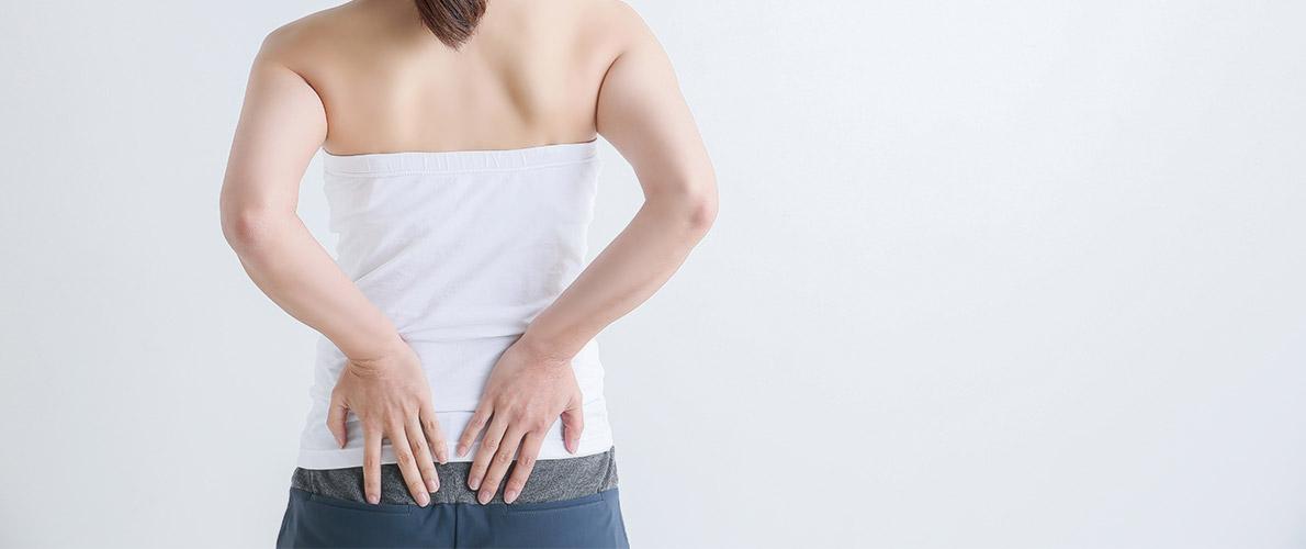 腰痛はなぜ起こるの?